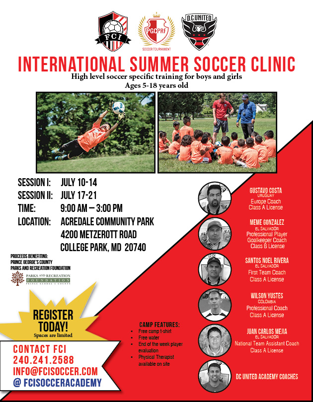 International Summer Clinic